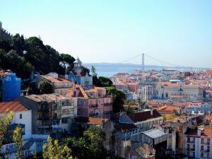 Lizbona to główny punkt świetnej wycieczki do Hiszpanii i Portugalii