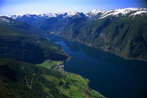 """Wycieczki do Norwegii """"Fiordy Wikingów"""""""