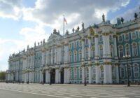 "Wycieczka doRosji ""Petersburg iPribaltika"""