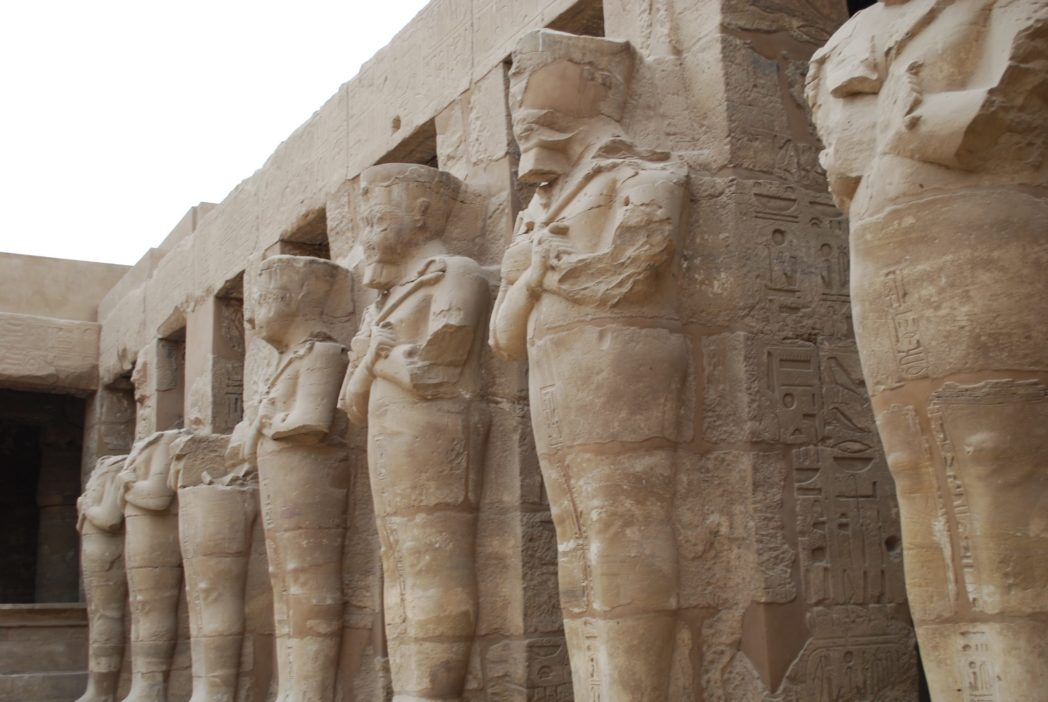 Egipt wycieczka objazdowa (zpobytem)