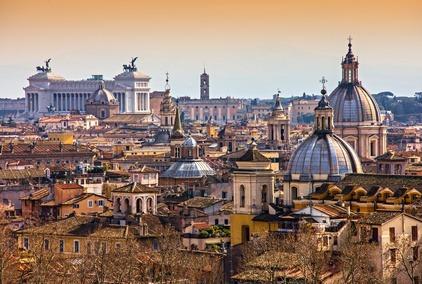 wycieczka do rzymu samolotem