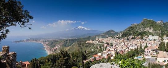 Wycieczka naSycylię orazpo Południowej Italii