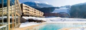 świetny hotel wKaryntii zespa obok ośrodka Hermagor-Nassfeld