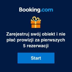 dodaj obiekt booking com