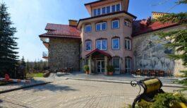 Hotel Białowieski wBiałowieży