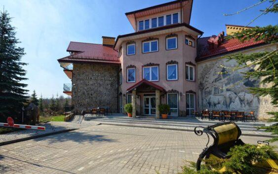 idealny hotel na eksplorację Białowieży