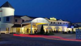 Hotel Gloria wPrzemyślu