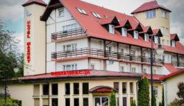Hotel Mazury wGiżycku