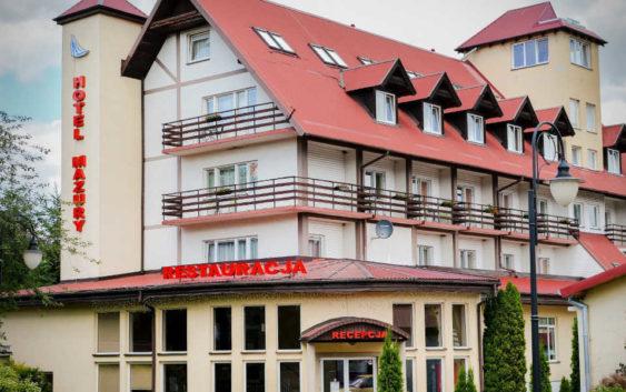 Hotel Mazury przykład na dobre i tanie noclegi na Mazurach