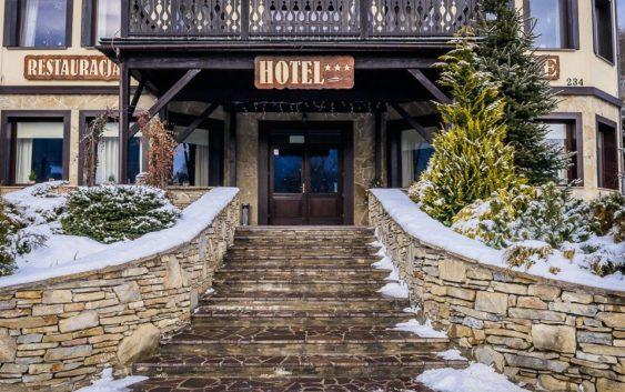 idealny wybór na tanie noclegi w Pieninach, hotel Smile z bogatym zapleczem spa i rekreacyjnym