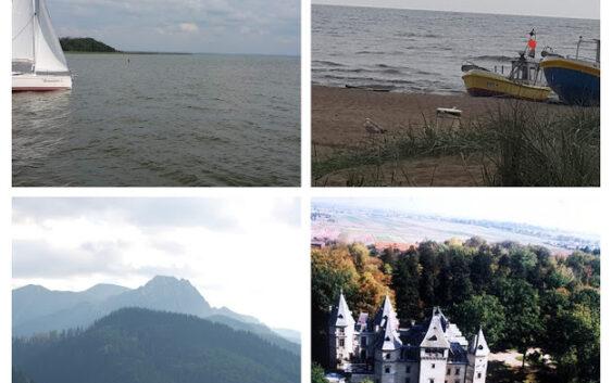 rezerwacje online na wczasy w polsce, w Tatrach, nad Bałtykiem, na Mazurach, w Bieszczadach, Beskidach, Karkonoszach
