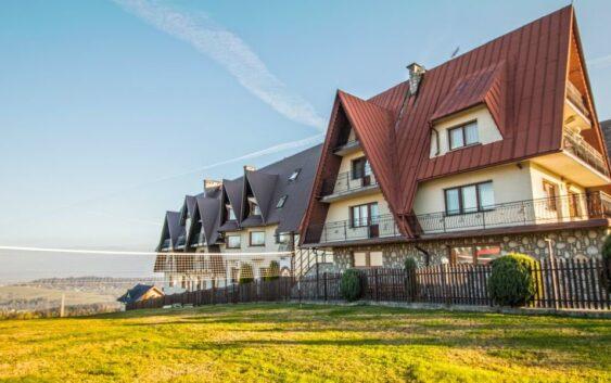 rezerwacja online na dom wczasowy w Bańskiej Wyżnej na Podhalu, który realizuje bony turystyczne