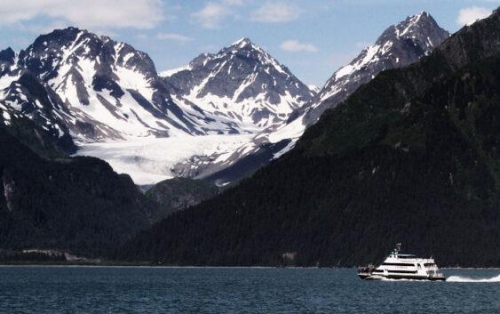 przepiękna dziewicza Alaska z wycieczki zachodnia Kanada plus Alaska