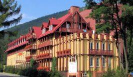 hotel Gronie Bike&Ski Szczyrk