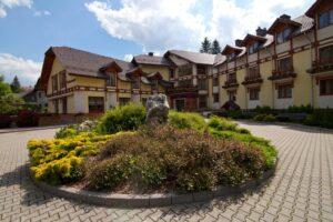 hotel Wisła Premium naferie 2021 realizujący bony turystyczne