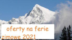 ferie 2021 wgórach