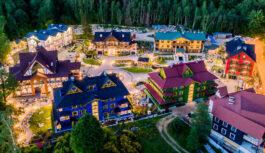 wczasy ferie wKarkonoszach Norweska Dolina Luxury Resort
