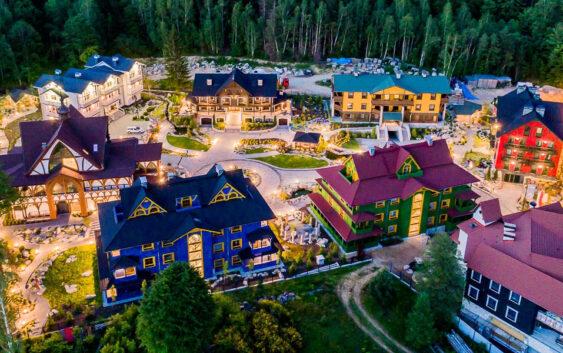 hotel w Karkonoszach ze strefą Wellness: basen, jacuzzi, sauna ktory realizuje bon turystyczny