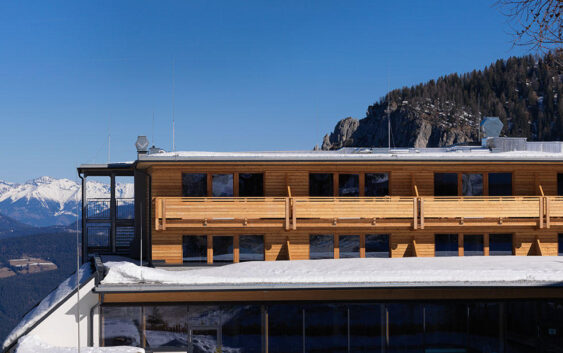 hotel Falkensteiner Sonnenalpe w pobliżu stoków narciarskich Babydoppellift