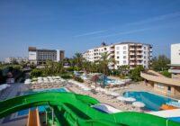 Wczasy wAlanyi. Hotel Royal Garden Beach