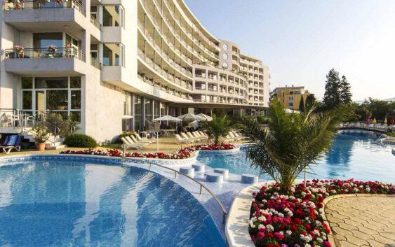 wysoko oceniany hotel Lti Neptun Beach w Słonecznym Brzegu
