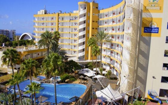 świetny hotel na Gran Canarii idealny na udane wczasy na Wyspach Kanaryjskich