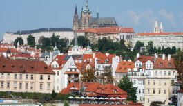 Praga naweekend autokarem