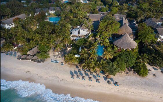 polecany hotel na pobyty w Kenii z basenami i wellness