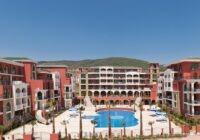 hotel St. George wSłonecznym Brzegu
