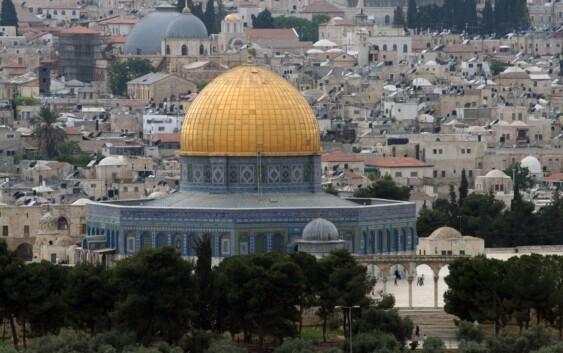 magiczna Jerozolima podczas udanej wycieczki po Izraelu