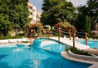 Wczasy wZłotych Piaskach, hotel Ljuljak