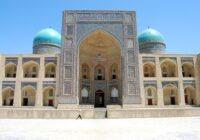 Wycieczka doUzbekistanu