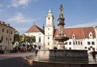 Słowacja – Szlakiem Win Małokarpackich