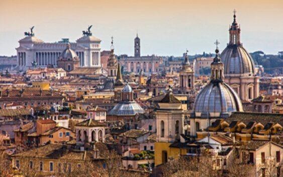 wycieczka do Rzymu samolotem to idealna zagraniczna wycieczka typu city-break