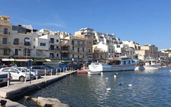 La Valetta podczas spaceru w trakcie wycieczki na Maltę